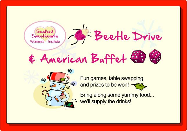BeetleDriveAmericanBuffet
