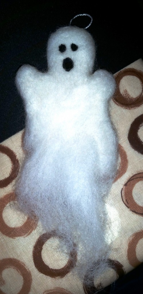 GhostFelted